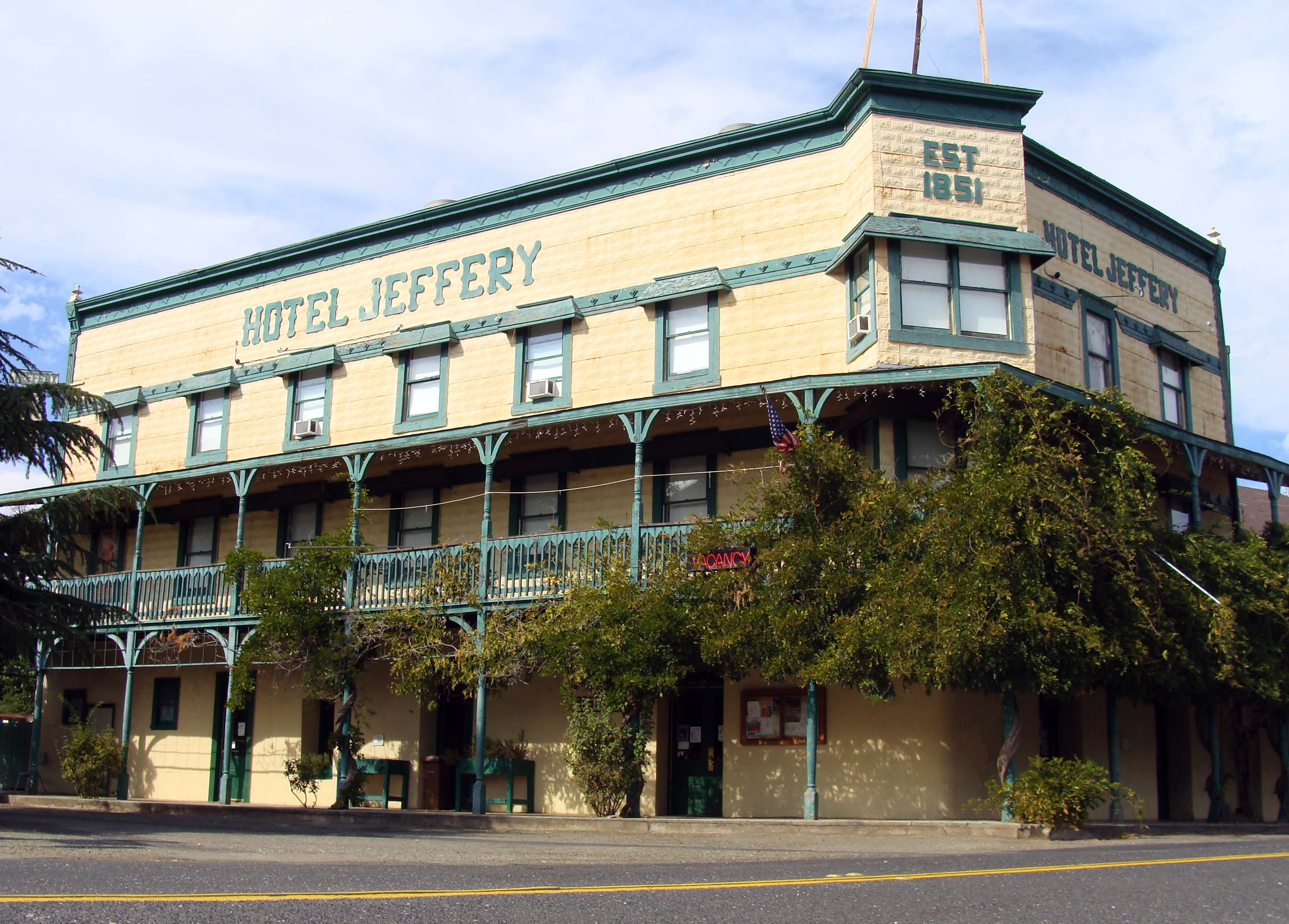 coulterville hotel jeffery